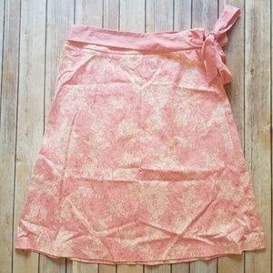 APOSTROPHE pink skirt